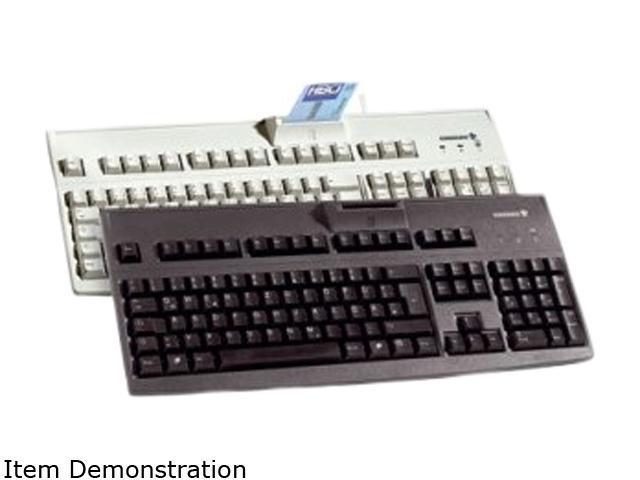 CHERRY Advanced Performance Line G83-6744 Smart Board keyboard G83-6744 Light Gray Keyboard