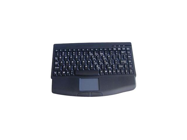 Motion 504.552.01 Black USB Wired USB Keyboard , Touchpad