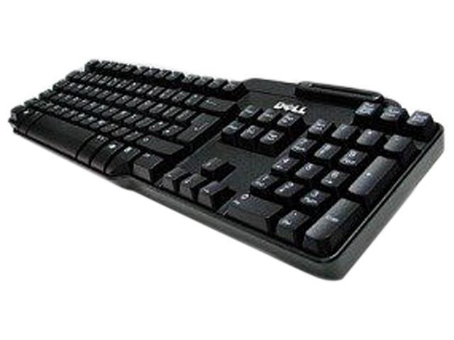 DELL 469-4060 Black USB 104 Key Keyboard