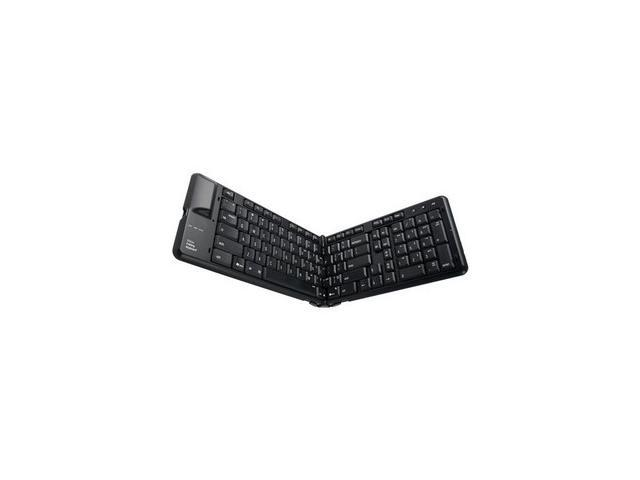 Matias FK205 Black Wired Folding Keyboard