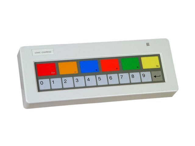 Logic Controls KB1700P-B-BG Keypad