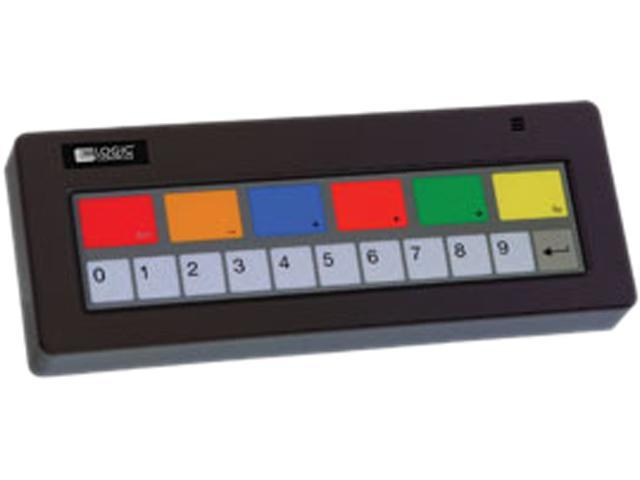 Logic Controls KB1700PH-BK Programmable Keypad