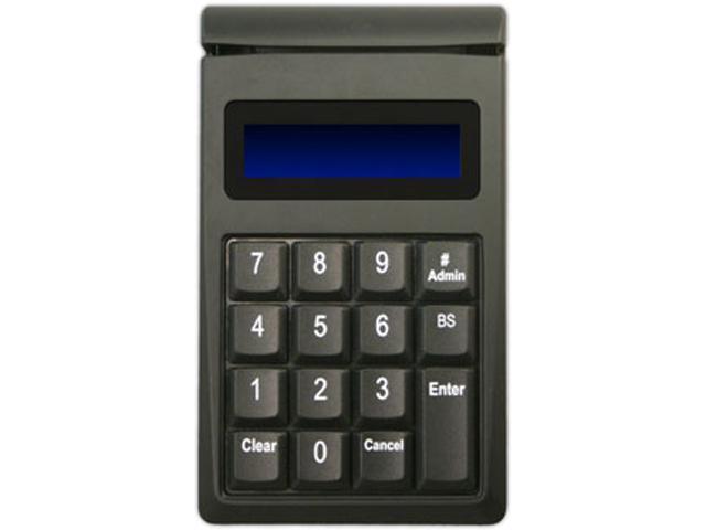 ID TECH M100 (IDKE-504800B) Encrypted Keypad without MagStripe Reader