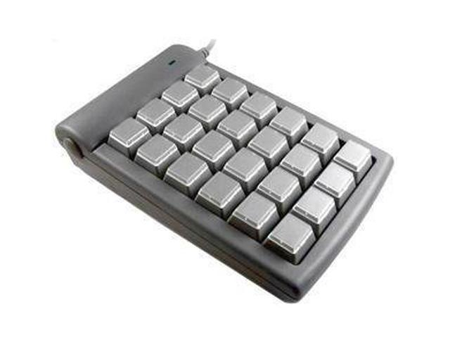 Genovation Control Pad Keypad 683 Gray Wired Keyboard