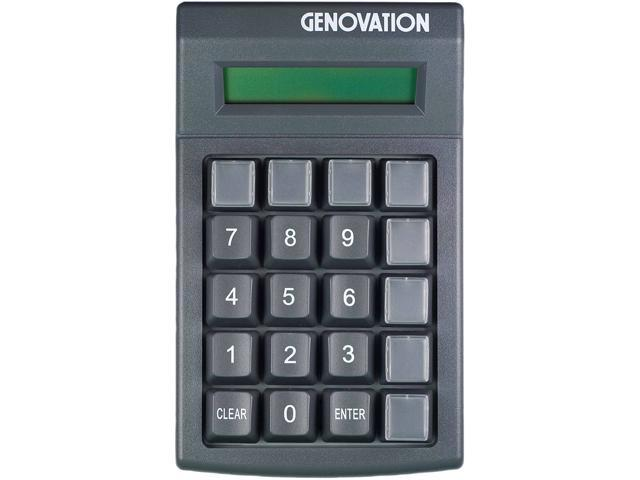 Genovation 900-RJ USB, Serial MiniTerm Keypad