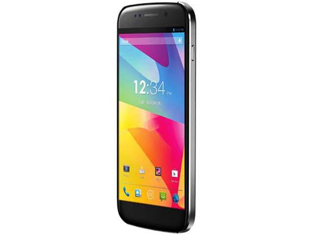 BLU Life One L120 Grey 3G Quad-Core 1.2GHz 13 MP Camera Dual-SIM Unlocked GSM Cell Phone