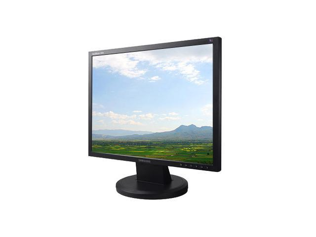 "SAMSUNG 203B Black 20"" 8ms LCD Monitor 300 cd/m2 600:1"
