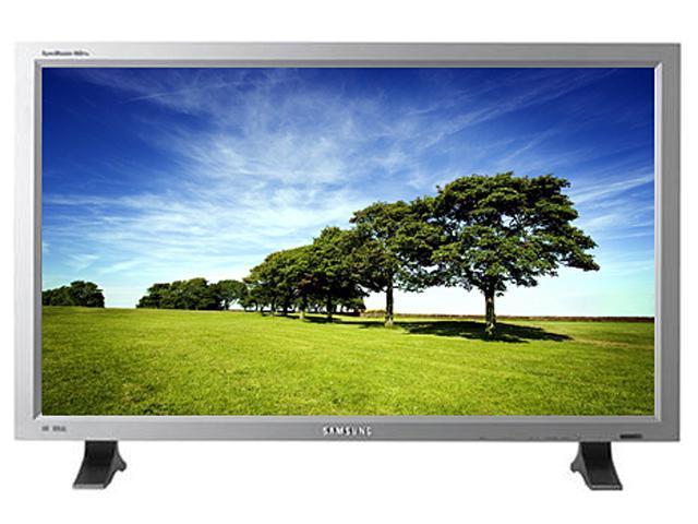 """SAMSUNG 460PXN Silver 46"""" LCD Monitor"""