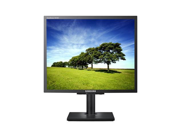 "SAMSUNG NC190-1 Black 19"" 5ms PC-over-IP integrated LCD Monitor"