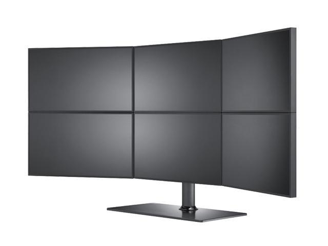 "SAMSUNG MD230X6 Black 23"" - 6 screens 8ms (GTG) Widescreen Full HD Height Adjustable Multi-Display LCD Monitor"