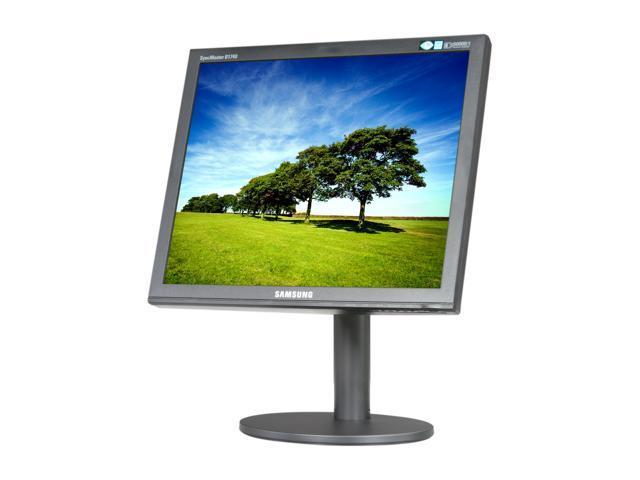 "SAMSUNG B1740R Black 17"" 5ms LCD Monitor"
