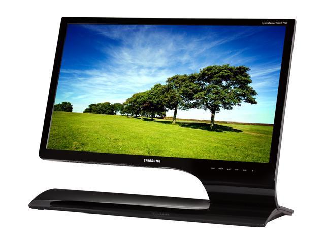 SAMSUNG S24B750V High Gloss Black 24