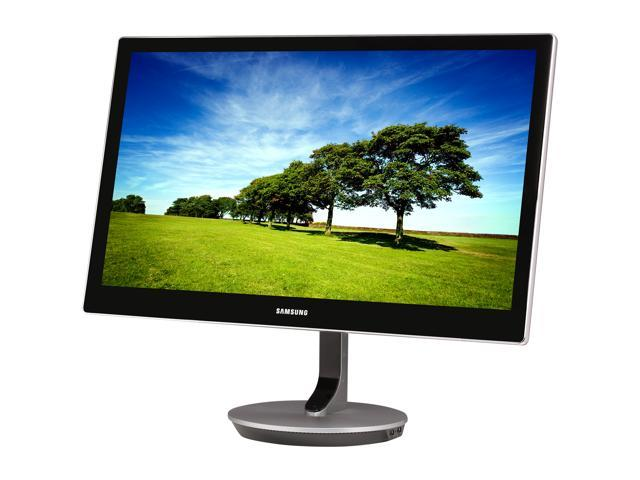 SAMSUNG Series 9 S27B970D High Gloss Black/Brushed Aluminum 27
