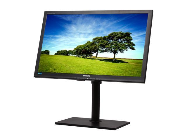 "SAMSUNG 650 Series S27A650D Matte Black 27"" 8ms Widescreen LED Backlight Business LCD Monitor"