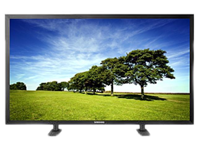 """SAMSUNG 700DX-2 Black 70"""" Large Format Display"""