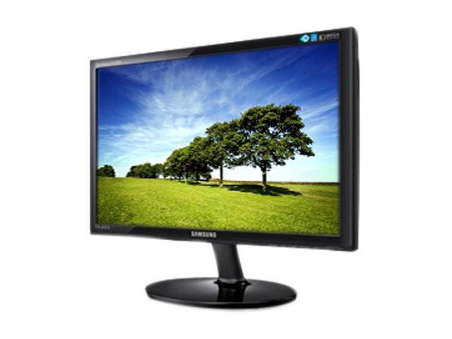 "SAMSUNG SyncMaster EX2020X High Glossy Black 20"" 5ms Widescreen LED Backlight LCD Monitor"