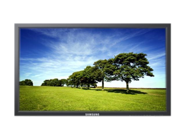 "SAMSUNG 650FP-2 Black 65"" Large Format Display"