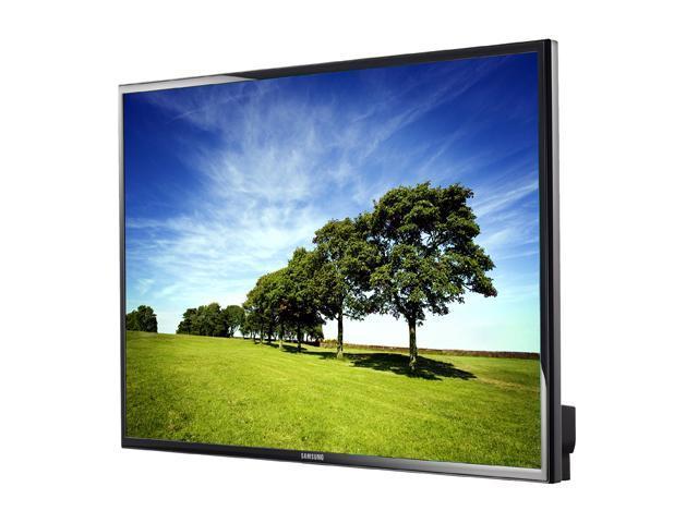 "SAMSUNG MD46B Black 46"" Large Format Display"