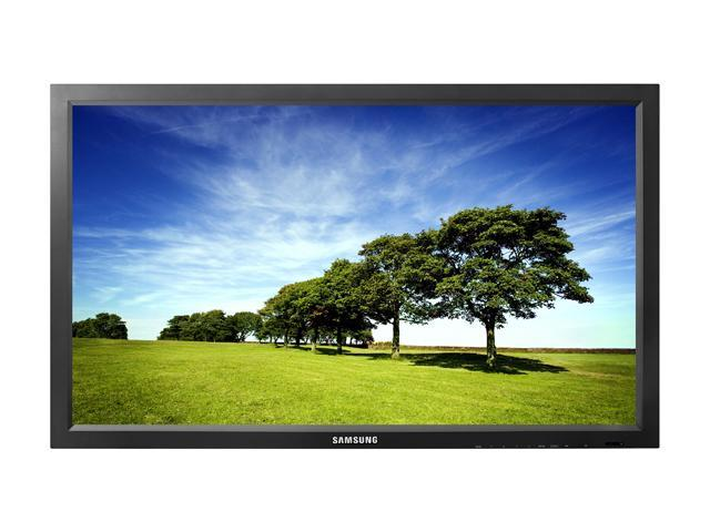 "SAMSUNG 320MXN-3 Black 32"" Large Format Monitor"