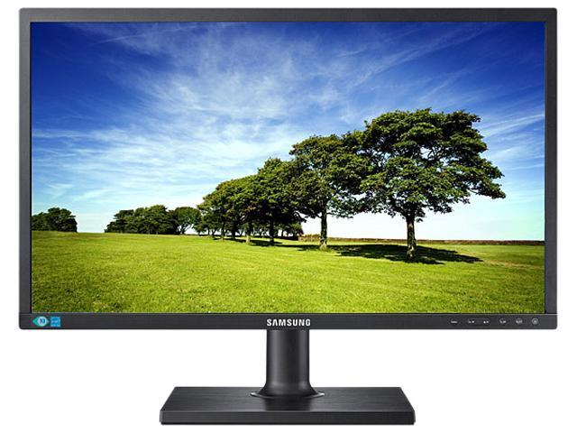 """SAMSUNG S24C450DL Matte Black 23.6"""" 5ms Widescreen LED Backlight LCD Monitor"""