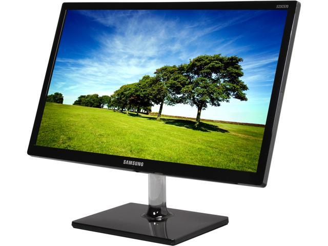 "SAMSUNG S23C570H Glossy Black 23"" 5ms (GTG) Widescreen LED Backlight LCD Monitor"