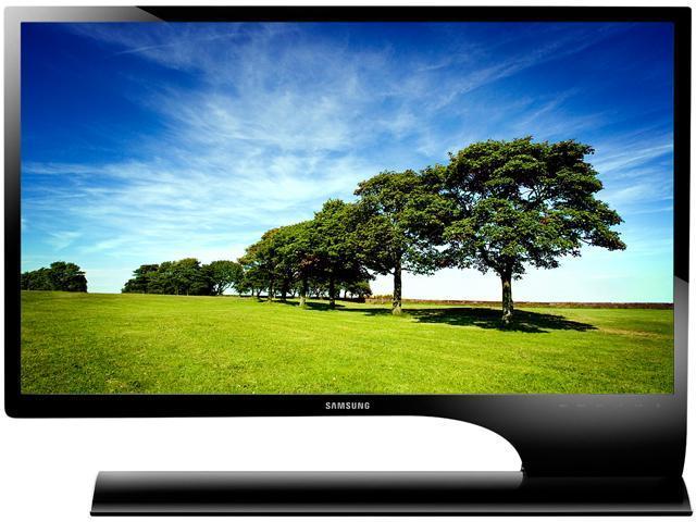 "SAMSUNG S24B750V-RB High Gloss Black 24"" 2ms Widescreen LED Backlight LCD Monitor Built-in Speakers"