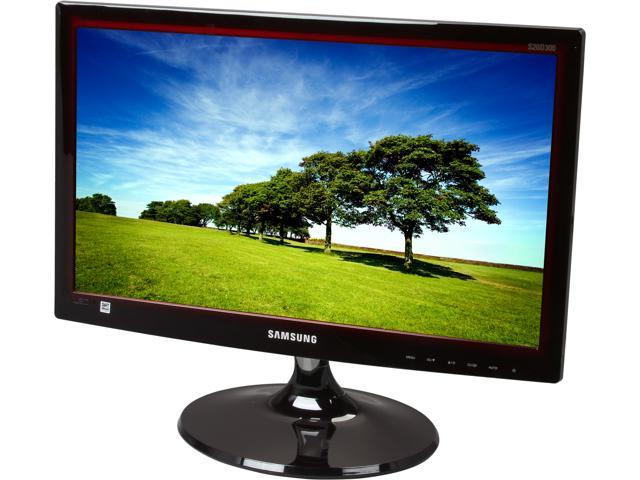 SAMSUNG SD300 Series S20D300H Red Gradation Glossy 20