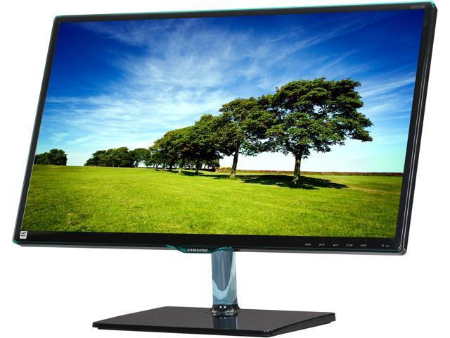 SAMSUNG SD390 Series S24D390HL Black High Glossy ToC 23.6