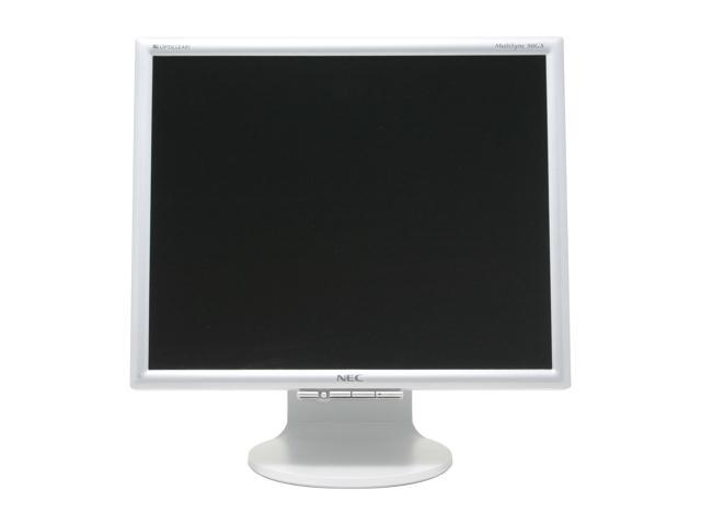 """NEC Display Solutions 90GX2 Silver 19"""" 4ms LCD Monitor with 4-port USB 2.0 hub 400 cd/m2 700:1"""