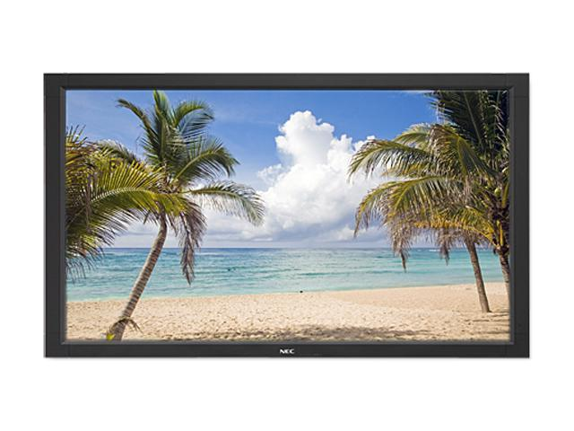 "NEC Display Solutions LCD6520L-BK-AV Black 65"" LCD Monitor"