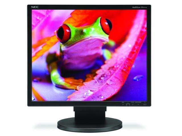 NEC Display Solutions MultiSync EA191M-BK Black 19
