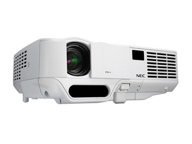 NEC Display Solutions NP43 1024 x 768 2300 lumens DLP XGA Protable Projector