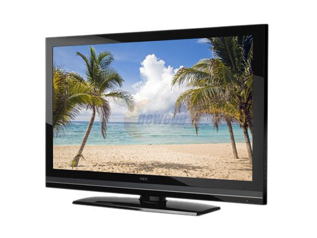 """NEC Display Solutions E551 Black 55"""" Large Format Monitor Built in TV Tuner"""