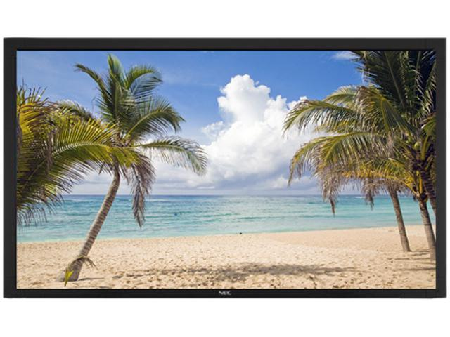 "NEC Display Solution V651 65"" High-Performance Commercial-Grade Large-Screen Display w/ Speakers"