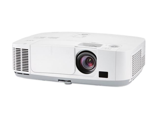 NEC Display Solutions NP-P420X 1024 x 768 4200 Lumens LCD Entry-Level Professional Installation Projector