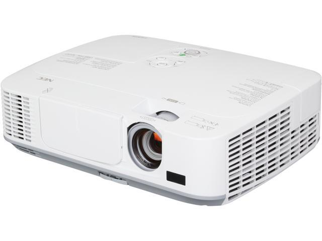 NEC NP-M311X XGA 1024-768 Eco Friendly HDMI USB Inputs DICOM SIm. Tech 3100 Lumens DLP Projector