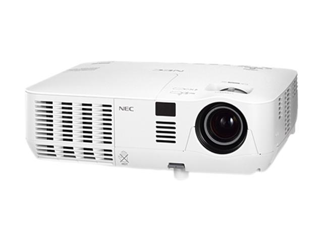 NEC Display Solutions NP-V300W-R DLP High-Brightness Mobile Projector