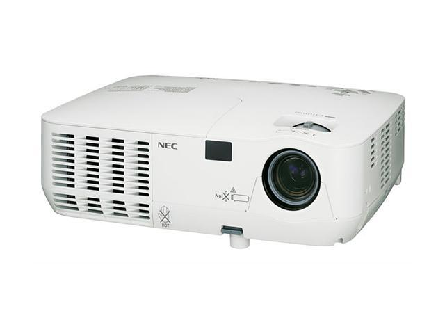 NEC Display Solutions NP216-R 1024 x 768 2500 Lumens DLP 3D-Ready Portable Projector
