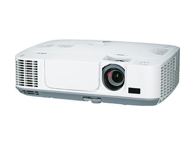 NEC Display Solutions NP-M260X-R 1024 x 768 2600 lumens LCD Portable Projector