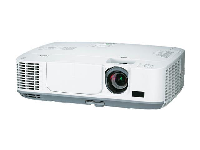 NEC Display Solutions NP-M300W-R 1280 x 800 3000 Lumens LCD Portable Projector