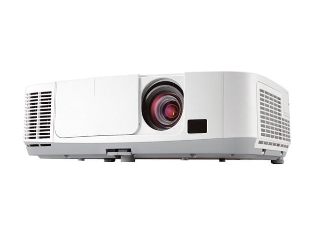 NEC Display Solutions NP-P350W-R 1280 x 800 3500 Lumens LCD Widescreen Entry-Level Professional Installation Projector