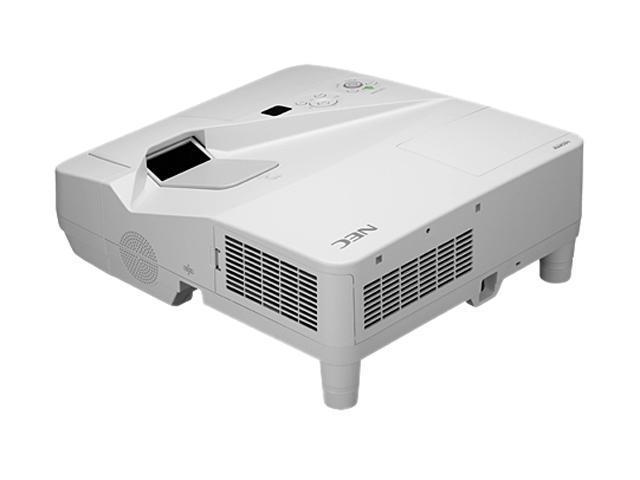 NEC Display Solutions NP-UM330X 1024 x 768 3300 lumens LCD Projector 3000:1 RJ45