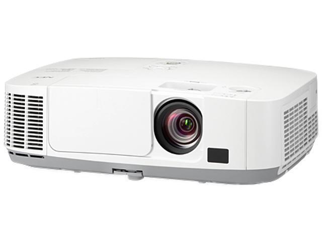 NEC Display Solutions NP-P451W 1280 x 800 4500 Lumens 0.59