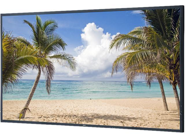"NEC V423-AVT 42"" High-Performance LED-Backlit Commercial-Grade Display w/ AV Inputs & Integrated Digital Tuner"