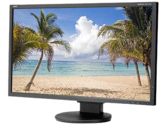 NEC Display Solutions EA274WMI-BK Black 27