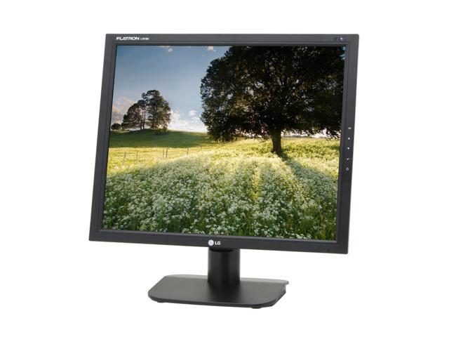 "LG L1918S-BN Black 19"" 5ms LCD Monitor 300 cd/m2 700:1"