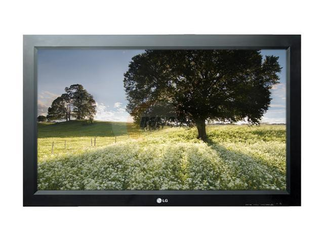 "LG M3702C-BA Black 37"" Large Format Monitor"
