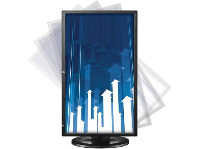 "LG W2246PM-BF Black 21.5"" 5ms Widescreen LCD Monitor Built-in Speakers"