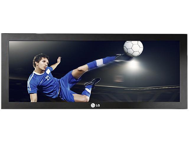"LG M2901SCBN Black 29"" Large Format Monitor"