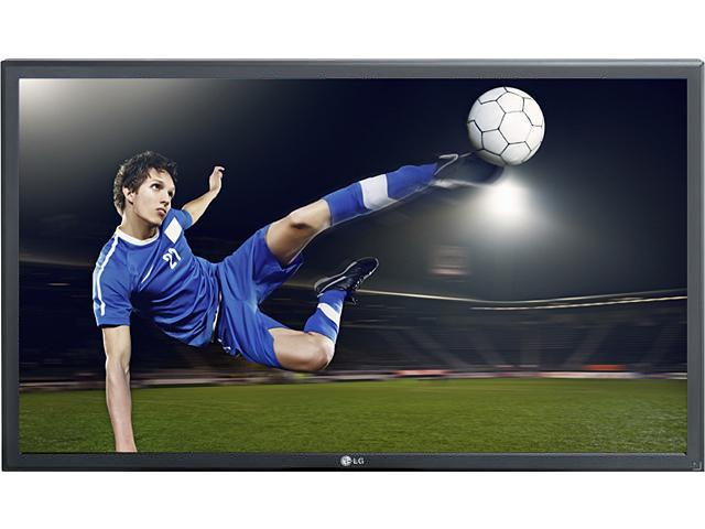 LG 47VS10MS-B 47 in Class LCD Widescreen Full HD Capable Monitor Display